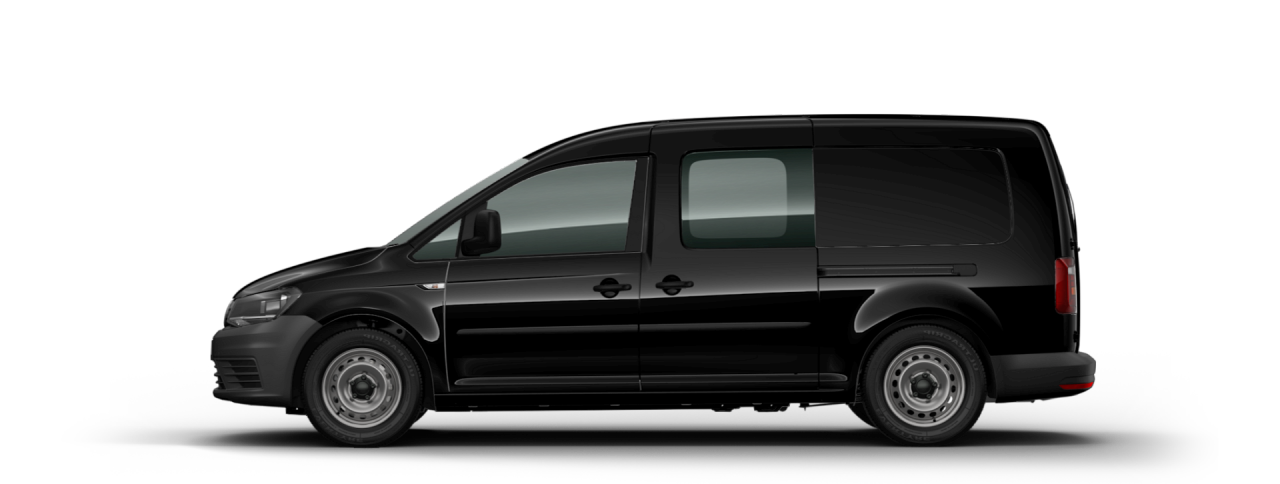 The VW Caddy Crew Bus