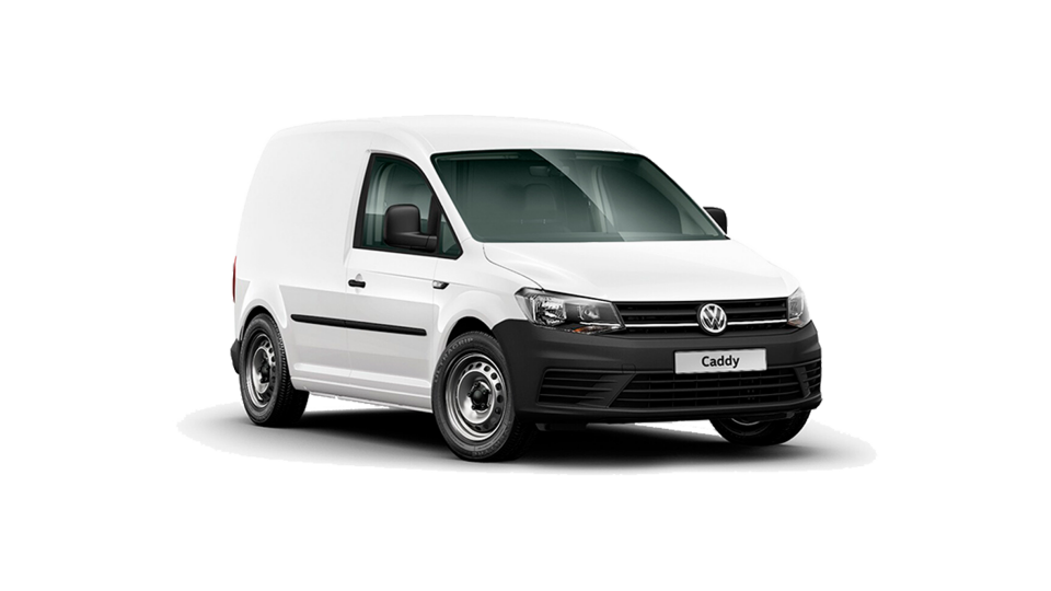 The VW Caddy panel Van