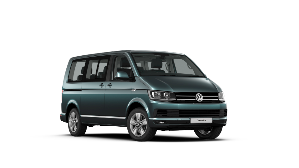 The VW Caravelle Comfortline