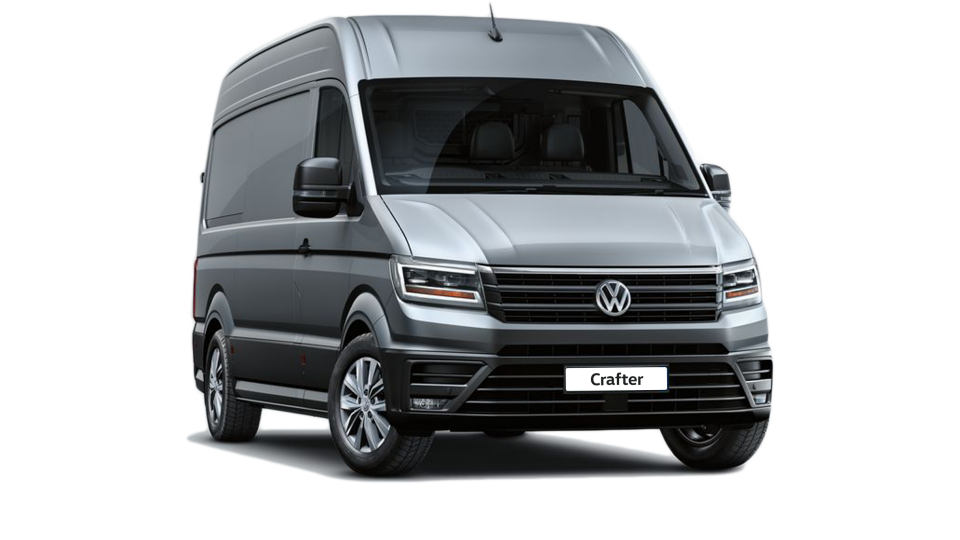 The VW Crafter Panel Van LCV