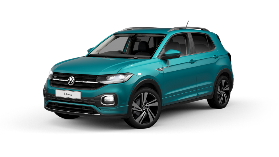 The VW T-Cross