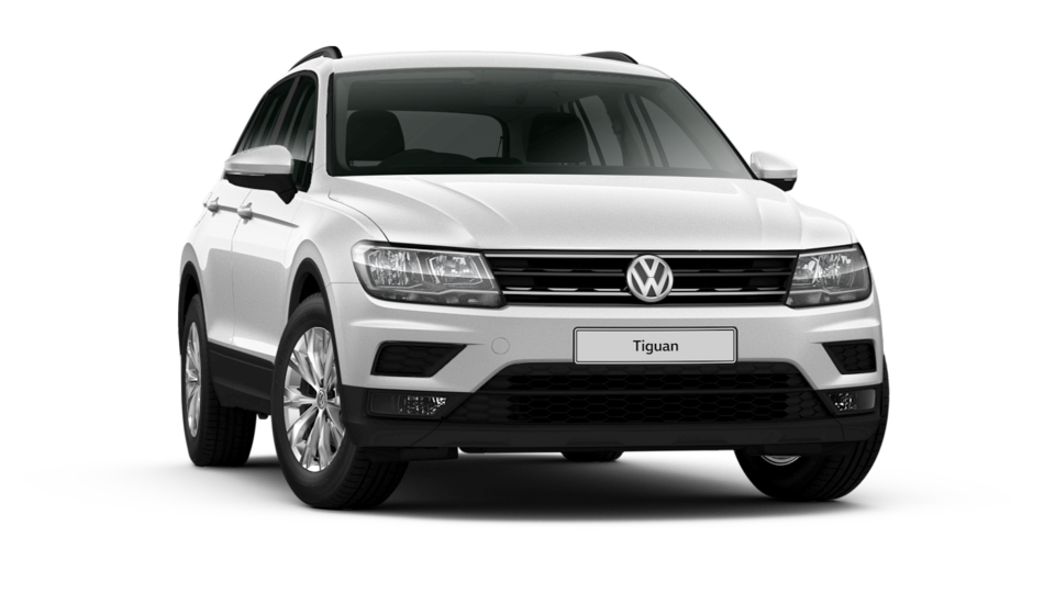 The VW Tiguan